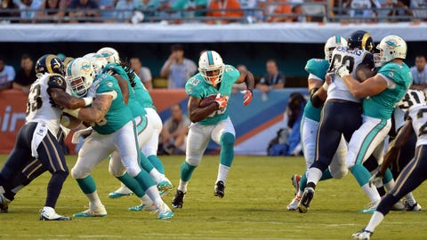 Dolphins vs. Rams