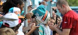 Five questions as Dolphins begin preseason against Falcons