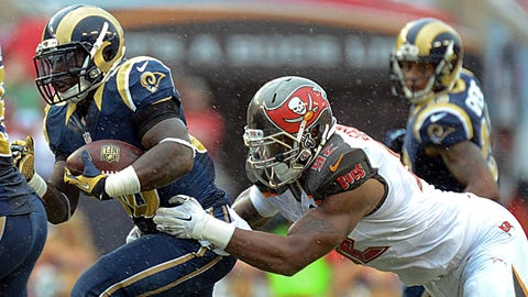 Buccaneers vs. Rams