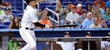 Brad Hand tagged early as Marlins fall to red-hot Nationals