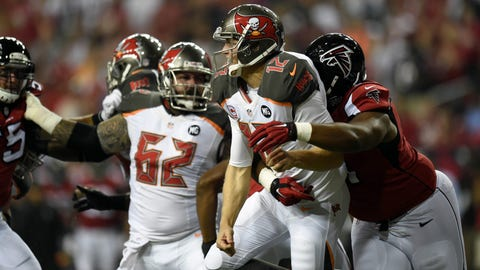 Buccaneers vs. Falcons
