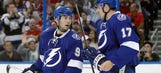 Lightning won't back down from lofty hopes for coming year