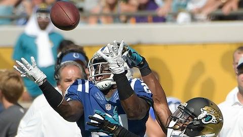 Jaguars vs. Colts photo gallery