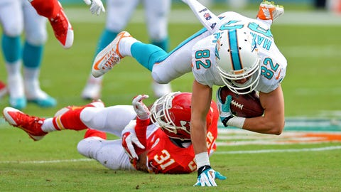26. Miami Dolphins