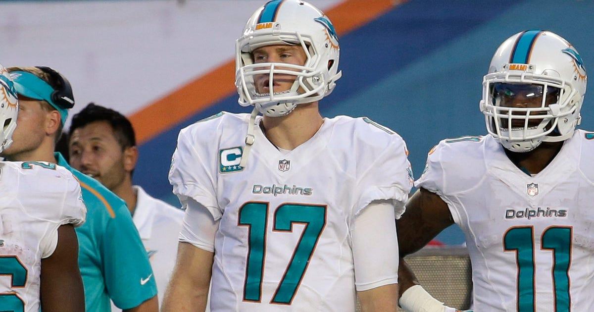 b083e9ae941 Joe Philbin ignites QB controversy and like Dolphins' predecessors,  probably own demise | FOX Sports