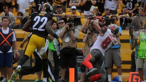 Buccaneers vs. Steelers