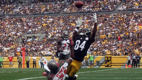 20. Pittsburgh Steelers
