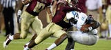 FSU's rout not without cost, as 3 D-linemen go down with injuries