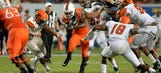 Hurricanes enjoy luxury of using many players in victory over FAMU