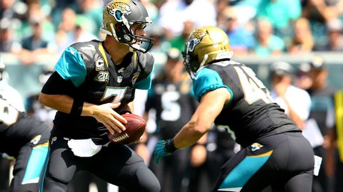 Jaguars vs. Eagles