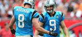 Panthers kicker Graham Gano has close encounter with Bethune-Cookman band