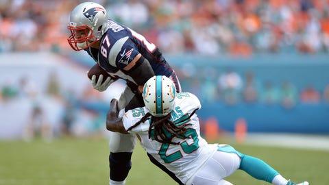 Dolphins vs. Patriots