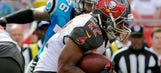 Bucs' Doug Martin hugs it out with ref who happened to be his old high school principal