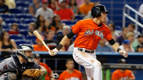 Christian Yelich, Marlins