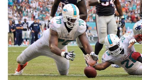 14. Miami Dolphins