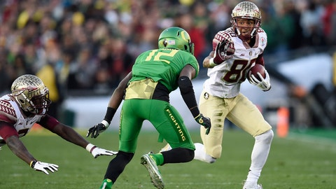 Florida State vs. Oregon