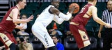 Hurricanes withstand second-half comeback to defeat Boston College