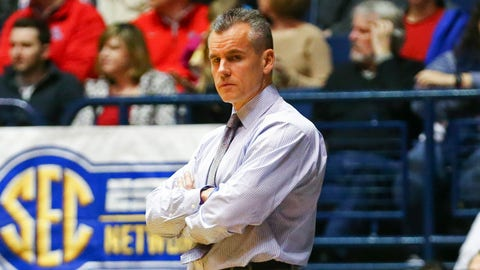 Billy Donovan, Florida