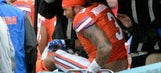 Florida LB Antonio Morrison suffers left leg injury in Birmingham Bowl
