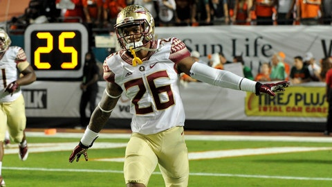 P.J. Williams, Florida State