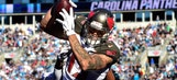 Mike Evans shows us once again that he's ridiculously athletic (VIDEO)