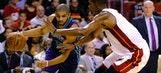 Chris Bosh scores 21 in regular-season return as Heat handle Hornets