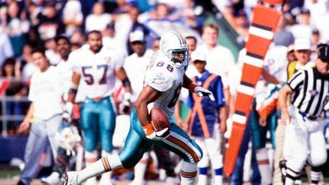 Keith Jackson (1992-94)
