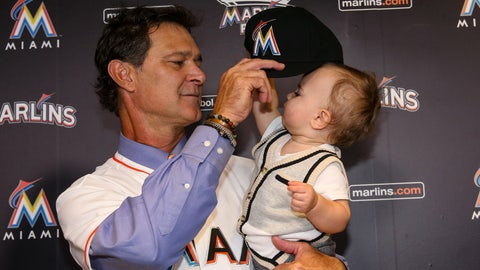 3. Miami Marlins make series of managerial changes