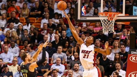 Miami Heat: The Heat overtaking the Nets as the NBA's worst team