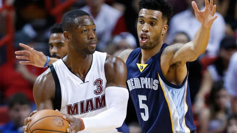Dec. 13: Wade to the rescue