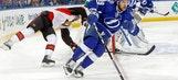 Mike Angelidis gets rare goal, Lightning beat Senators 5-2