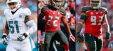 Dolphins' Mike Pouncey, Bucs' Doug Martin, Gerald McCoy tabbed for Pro Bowl