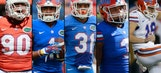 Florida lands 5 players on All-SEC teams