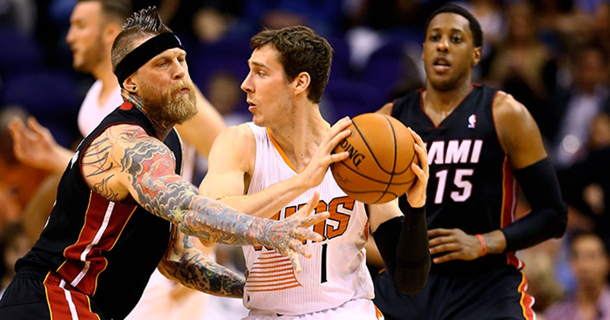 e0f3a8e858a Heat acquire guard Goran Dragic in six-player trade with Suns