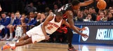 Eight players reach double figures as Heat crush Knicks