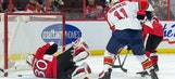 Panthers fall to Senators, miss chance to leap into playoff position