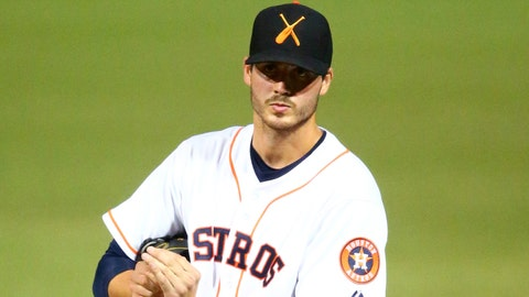 Houston Astros: RHP Mark Appel