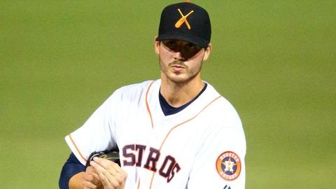 Houston Astros: RHP Mark Appel