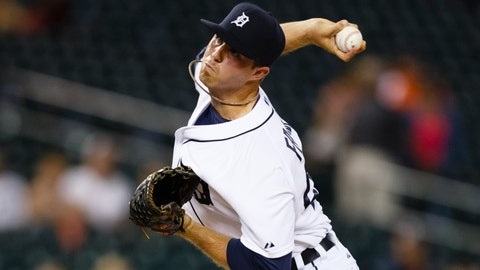 Detroit Tigers: RHP Buck Farmer