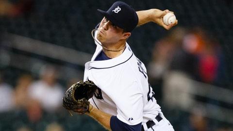 Detroit Tigers: RHP Buck Farmer