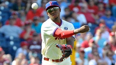 Philadelphia Phillies: 3B Maikel Franco