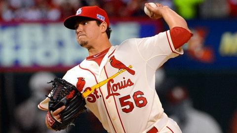 St. Louis Cardinals: LHP Marco Gonzales