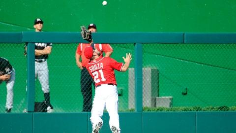Tampa Bay Rays: OF Steven Souza Jr.