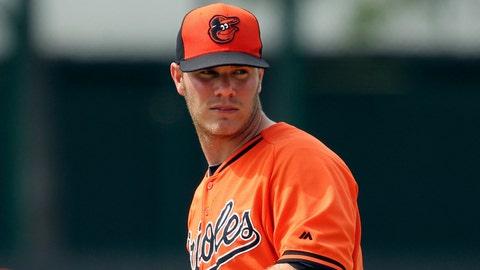 Baltimore Orioles: RHP Dylan Bundy