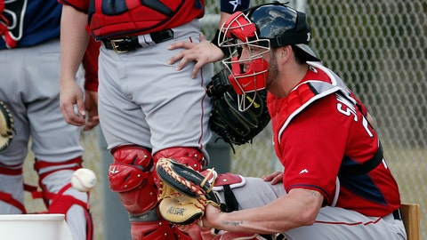 Boston Red Sox: C Blake Swihart