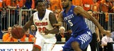 Reports: Florida's Michael Frazier declares for NBA Draft