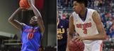Gators' Finney-Smith, Robinson earn All-SEC honors