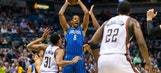 Magic ship Channing Frye to Cavs as part of three-team deal
