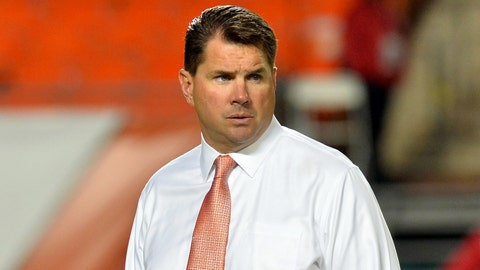 Al Golden, former Miami and Temple head coach