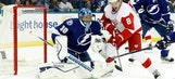 Ben Bishop makes 30 saves, Steven Stamkos hits 40-goal mark in Lightning victory